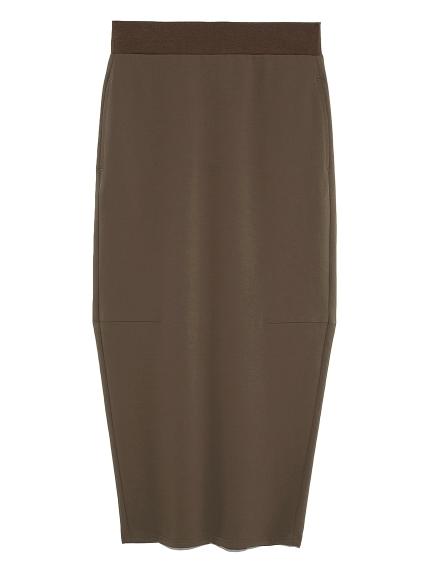 【emmi atelier】ジョーゼットスカート