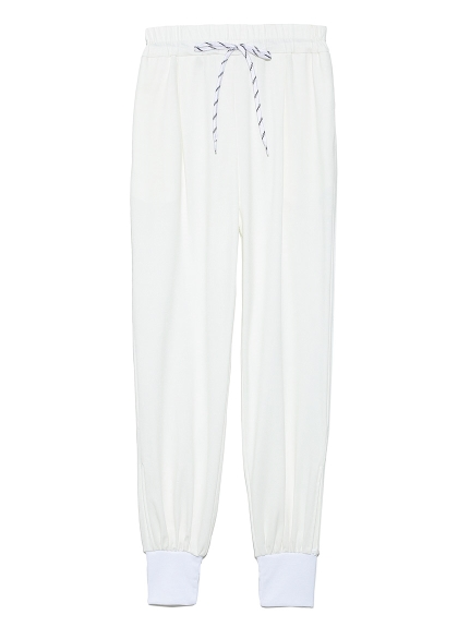 【emmi yoga】リラックスジョガーパンツ