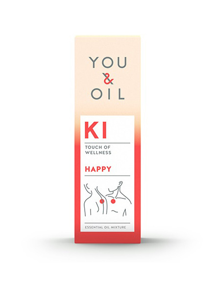 【YOU&OIL 】 HAPPY