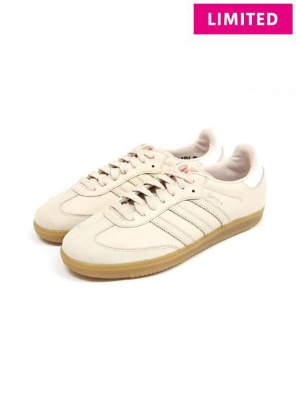 【adidas Originals】SAMBA W / emmi