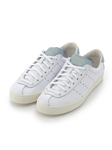 【adidas Originals】LACOMBE(WHTxMNT-22.5)
