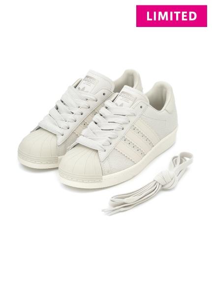 【adidas Originals】SUPER STAR 80s W