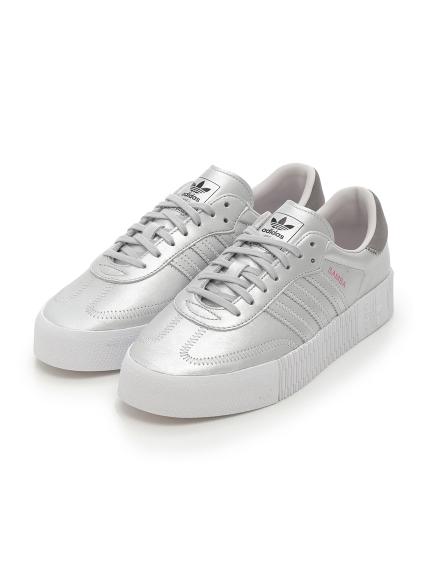 【adidas Originals】SAMBAROSE W LL