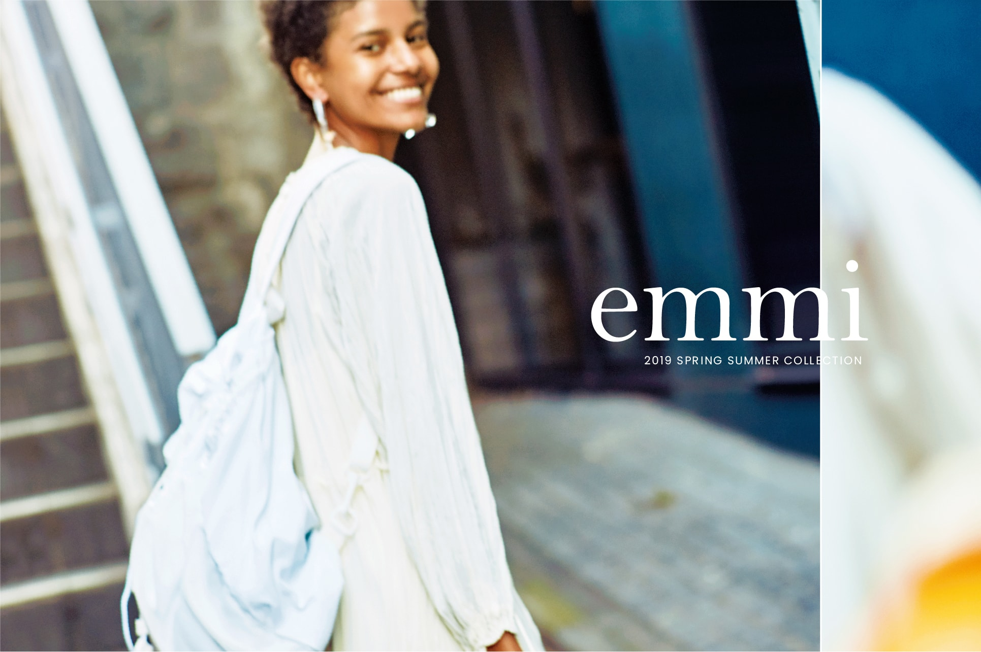 emmi 2019 SPRING SUMMER COLLECTION